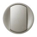 Лицевая панель выключатель 1 клавиша Celiane - титан