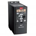 Преобразователь частоты - Danfoss VLT Micro Drive 0,37кВт, 1x220-240 В