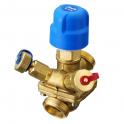 Автоматический комбинированный клапан - AB-QM DN 25