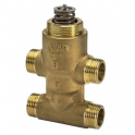 Клапан трехходовой - VZ4 - DN15, Kv-0.63м³/ч