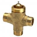 Клапан трехходовой - VZL3 - DN15 - Kv-1.6м³/ч