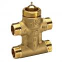 Клапан четыреходовой - VZL4 - DN15 - Kv-1.6м³/ч