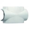 Лицевая панель для углового фитинга HM - белый - Korado