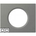 Рамка 2 поста - Celiane - арт-бетон
