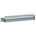 Алюминевая DIN рейка - 24 модуля - XL³ 400