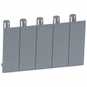 Набор из 5 заглушек - для Plexo³ - серый