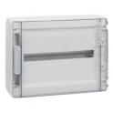 Распределительный щиток 18 модулей - XL³ 125 - прозрачная дверь
