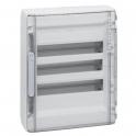 Распределительный щиток 54 модуля - XL³ 125 - прозрачная дверь