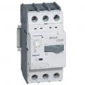 Автоматический выключатель для защиты электродвигателя 3P, 4A