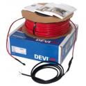 Нагревательный кабель - ECflex-18T 131m, 2420W, 230V