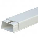 Мини-плинтус DLPlus - 40x20, 1 секция - 2 метра