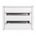 Распределительный шкаф с металлическим корпусом 48 м. - XL³ 160