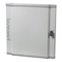 Дверь металлическая выгнутая для XL³ 160/400 - для шкафа высотой 450 мм