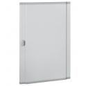 Дверь металлическая выгнутая для XL³ 160/400 - для шкафа высотой 750 мм