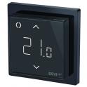 Терморегулятор интеллектуальный с WI-FI - DEVIreg Smart - Black