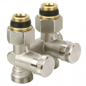 Клапан запорный - RLV-K 1/2''x3/4'' - прямой