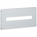 Металлическая лицевая панель XL³ 800/4000 - для DPX³ и DPX-IS 250 - высота 300 мм - 24 модуля