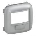 Лицевая панель датчика движения ручного управления - Valena Allure - алюминий