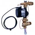 Компактный смесительный узел с энергоэффективным насосом - Grundfos UPM3 Auto L 15-70