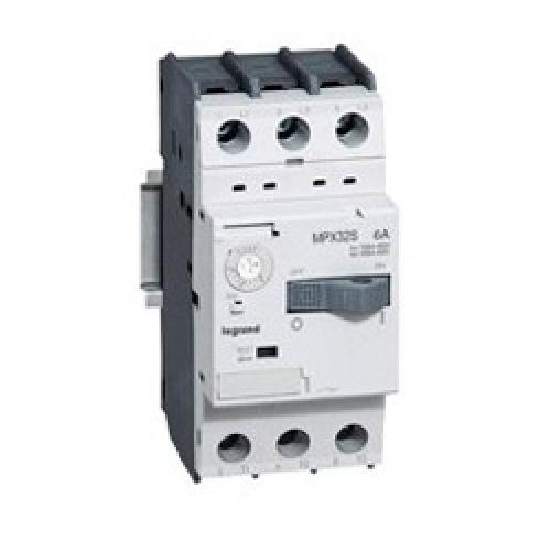 Автоматические выключатели защиты электродвигателя