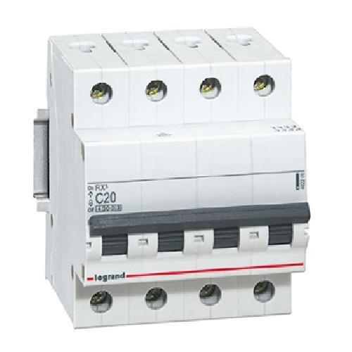 Автоматические выключатели RX³