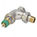 Термостатический клапан - RA-DV 10 угловой