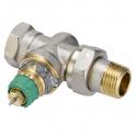 Термостатический клапан - RA-DV 15 прямой