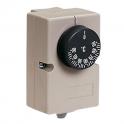 Термостат накладной контактный - от + 30 до + 90 ºС - Emmeti