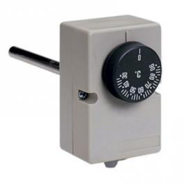 Термостат погружной с гильзой - от + 30 до + 90 ºС - Emmeti