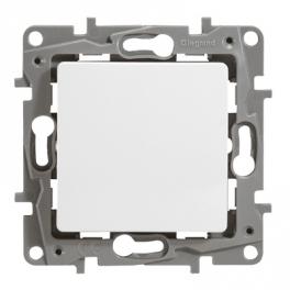 Выключатель (кнопка) - Niloe/Etika - белый