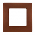 Рамка 1 пост Niloe - какао