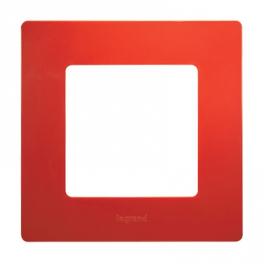 Рамка 1 пост - Niloe/Etika - красный