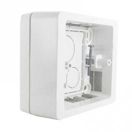 Коробка для накладного монтажа - Mosaic/Celiane - белый