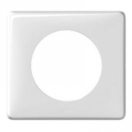 Рамка 1 пост - Celiane - белый