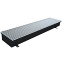 Under-floor convector with natural convection 566W