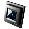 Սենսորային էկրանով ջերմակարգավորիչ - DEVIreg Touch Black