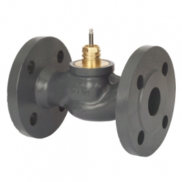 Клапан регулирующий - Danfoss VF2 DN20 - kvs 6.3 м³/ч