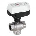 Клапан трехходовой с приводом - AMZ 113 - DN20 - Kv-7.7м³/ч