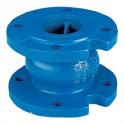 Обратный клапан с аксиальным затвором - DN65