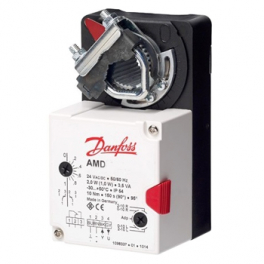Редукторный электропривод - AMD 210, 24V