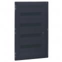 Распределительный щиток - Practibox³ 72 модуля - прозрачная дверь
