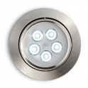 Ideal Lux Delta FI5 Nickel