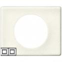 Рамка 2 поста - Celiane - фарфор белая феерия