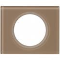 Рамка 1 пост - Celiane - смальта мокка