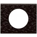 Рамка 1 пост - Celiane - кожа блэк пиксел