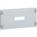 Металлическая лицевая панель XL³ 800 - для DPX-IS 630 - 300 мм - 24 модуля