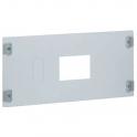 Металлическая лицевая панель XL³ 800/4000 - высота 300 мм - 24 модуля