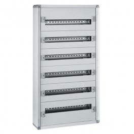 Распределительный шкаф с металлическим корпусом 144 м - XL³ 160