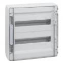Распределительный щиток 36 модулей - XL³ 125 - прозрачная дверь