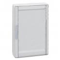 Распределительный щиток 72 модуля - XL³ 125 - белая дверь